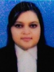 One of the best Advocates & Lawyers in Patna - Advocate Manini Jaiswal