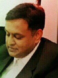 One of the best Advocates & Lawyers in Bhopal - Advocate Manish Kumar Tiwari