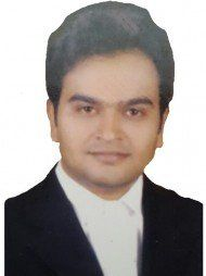 One of the best Advocates & Lawyers in Bhopal - Advocate Mayank Upadhyay