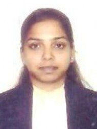 One of the best Advocates & Lawyers in Mumbai - Advocate Mitali Naidu