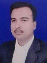 One of the best Advocates & Lawyers in Allahabad - Advocate Mujeeb Haider