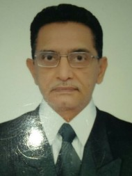 One of the best Advocates & Lawyers in Gandhinagar - Advocate Navinchandra Balashanker Joshi