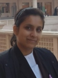 One of the best Advocates & Lawyers in Lucknow - Advocate Neha Dhanwani