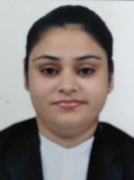 One of the best Advocates & Lawyers in Amritsar - Advocate Nidhi Sharma