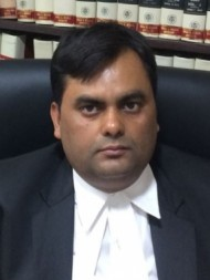 One of the best Advocates & Lawyers in Delhi - Advocate Niraj Kumar Mishra