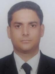 One of the best Advocates & Lawyers in Moradabad - Advocate Pankaj Kumar Mishra