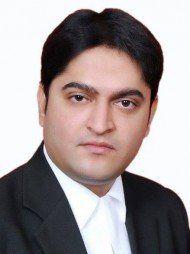 One of the best Advocates & Lawyers in Delhi - Advocate Peeyush Kaushik