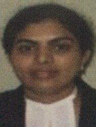 One of the best Advocates & Lawyers in Bangalore - Advocate Poornima M