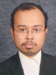 One of the best Advocates & Lawyers in Bangalore - Advocate Prabharth A P