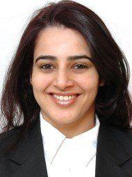 One of the best Advocates & Lawyers in Delhi - Advocate Praneeta Sharma