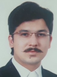 One of the best Advocates & Lawyers in Faridabad - Advocate Pratush Sharma