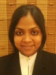 One of the best Advocates & Lawyers in Chennai - Advocate Preeti Mohan