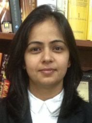 One of the best Advocates & Lawyers in Delhi - Advocate Preeti Singh