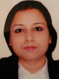 One of the best Advocates & Lawyers in Delhi - Advocate Priyanka Upadhyay