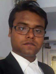 One of the best Advocates & Lawyers in Lucknow - Advocate Priyansh Awasthi