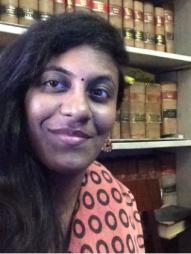 Advocate R Vandhana Gayathri