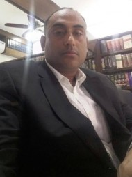 One of the best Advocates & Lawyers in Ghaziabad - Advocate Randhir Kumar Jha.