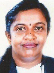 One of the best Advocates & Lawyers in Bangalore - Advocate Ransa Vasanthi