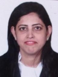 One of the best Advocates & Lawyers in Mumbai - Advocate Rashmi Nilesh Parmar