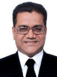 One of the best Advocates & Lawyers in Delhi - Advocate Rishi Kulshresth