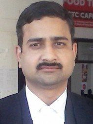 One of the best Advocates & Lawyers in Lucknow - Advocate Rupesh Kumar Gupta