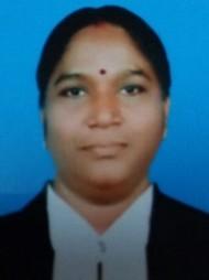 One of the best Advocates & Lawyers in Trichy - Advocate S Nemavathi