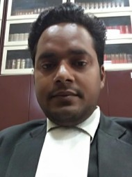 One of the best Advocates & Lawyers in Lucknow - Advocate Sachin Kumar Jaiswal