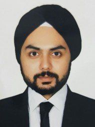 One of the best Advocates & Lawyers in Delhi - Advocate Sahej Uban