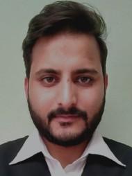 One of the best Advocates & Lawyers in Allahabad - Advocate Saksham Srivastava
