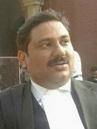 One of the best Advocates & Lawyers in Lucknow - Advocate Samrendra Nath Pandey
