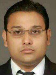 मुरादाबाद में सबसे अच्छे वकीलों में से एक -एडवोकेट  संदीप गुप्ता