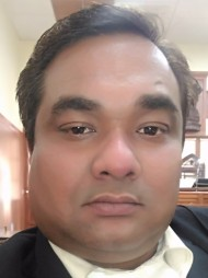 One of the best Advocates & Lawyers in Allahabad - Advocate Sandeep Tripathi
