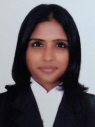 One of the best Advocates & Lawyers in Chennai - Advocate Saranya
