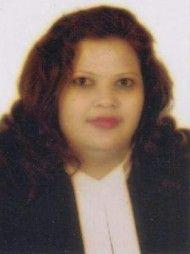 कोलकाता में सबसे अच्छे वकीलों में से एक -एडवोकेट  शर्मिन जफर