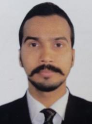 Advocate Shubham Tripathi