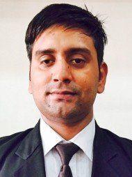 चंडीगढ़ में सबसे अच्छे वकीलों में से एक -एडवोकेट  सुदेश कुमार पांडे