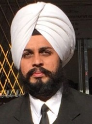 One of the best Advocates & Lawyers in Patiala - Advocate Sukhmanjot Bir Singh Dhillon
