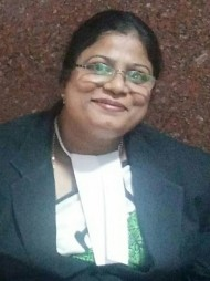 One of the best Advocates & Lawyers in Bangalore - Advocate Sumathi