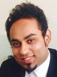 Advocate Syed Husain Adil Taqvi