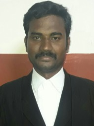 One of the best Advocates & Lawyers in Chennai - Advocate Thirukkumaran S
