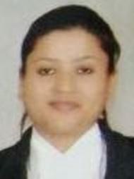 One of the best Advocates & Lawyers in Jabalpur - Advocate Tusi Saha