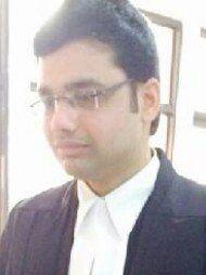 One of the best Advocates & Lawyers in Delhi - Advocate Vaibhav Prakash Shukla
