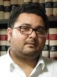 One of the best Advocates & Lawyers in Delhi - Advocate Vaibhav Vats