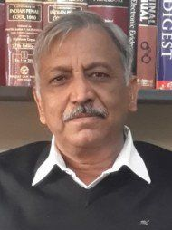 One of the best Advocates & Lawyers in Meerut - Advocate Vijay Kumar Teotia