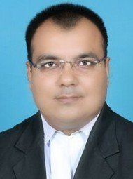 One of the best Advocates & Lawyers in Ranchi - Advocate Vikrant Kumar Singh