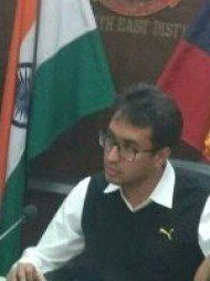 One of the best Advocates & Lawyers in Delhi - Advocate Vikrant Nilesh Goyal