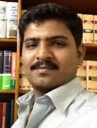 Advocates & Lawyers in Bangalore - Advocate Raghavendra Edagi