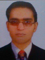 Advocates & Lawyers in Varanasi - Advocate Paresh Pandey