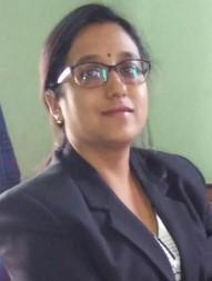 Advocates & Lawyers in Kolkata - Advocate Shreya Bhattacharya