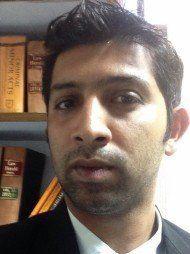 One of the best Advocates & Lawyers in Chandigarh - Advocate Siddharth Gulati